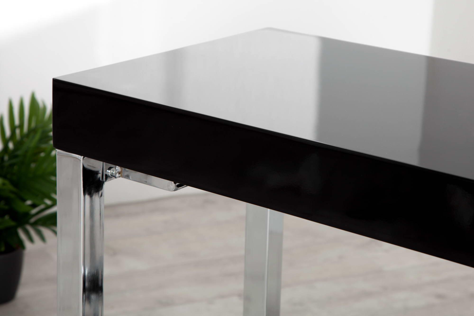 Psací stůl Office černý