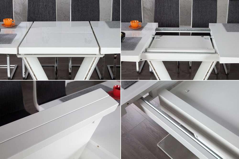 Jídelní stůl rozkládací Bilbao 160-220cm