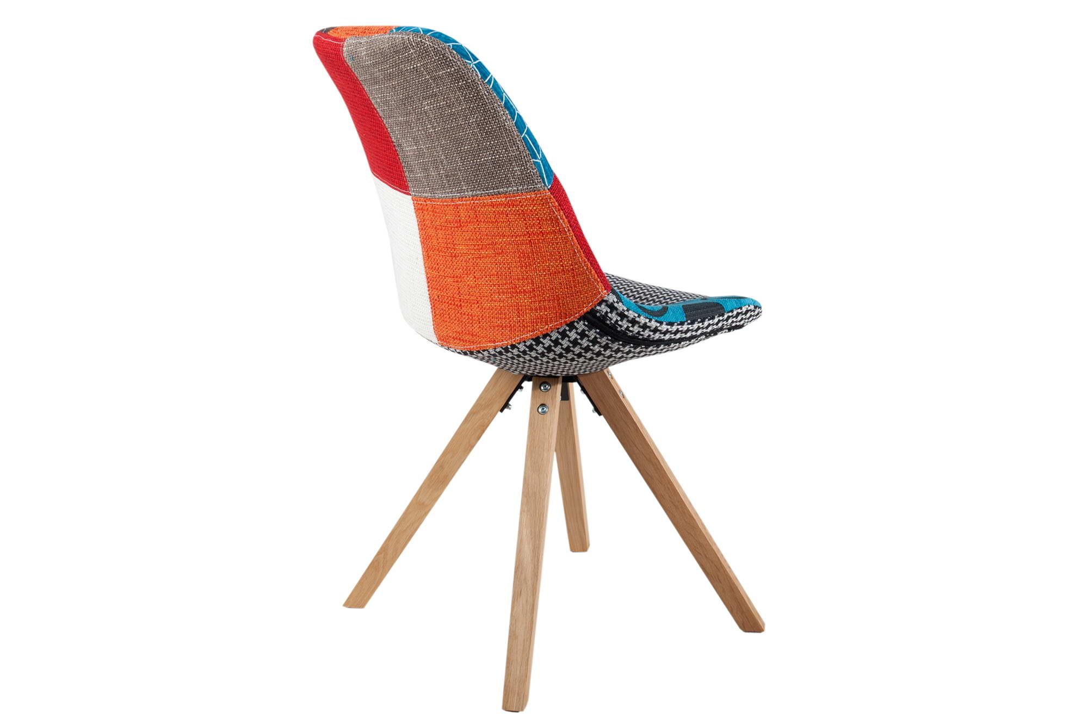 Židle Sweden NewLook patchwork