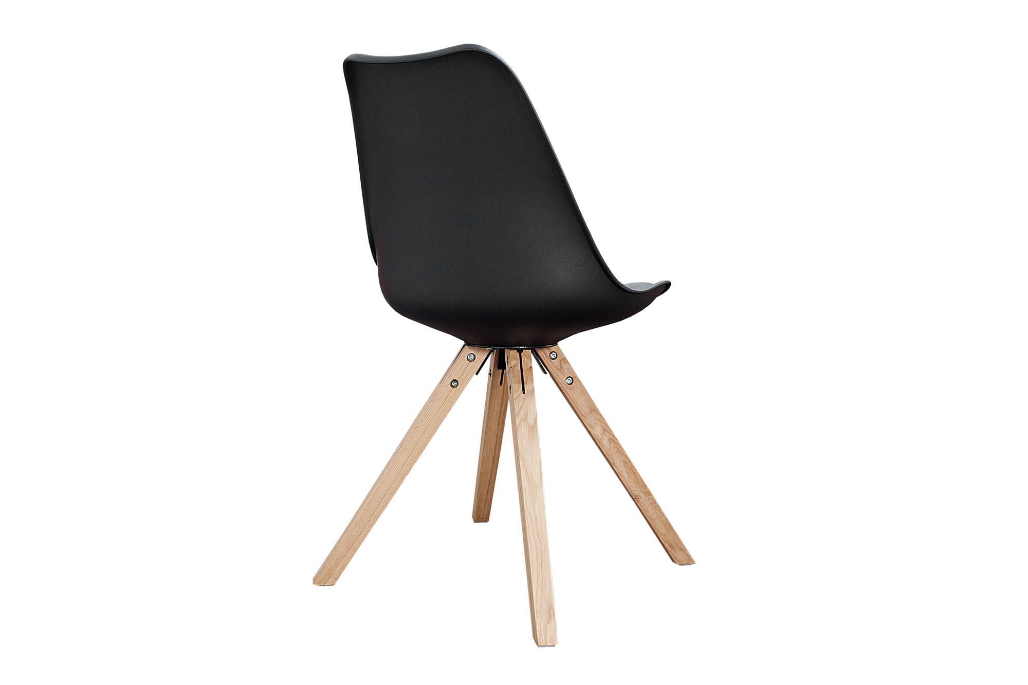 Židle Sweden NewLook černá - Skladem na SK