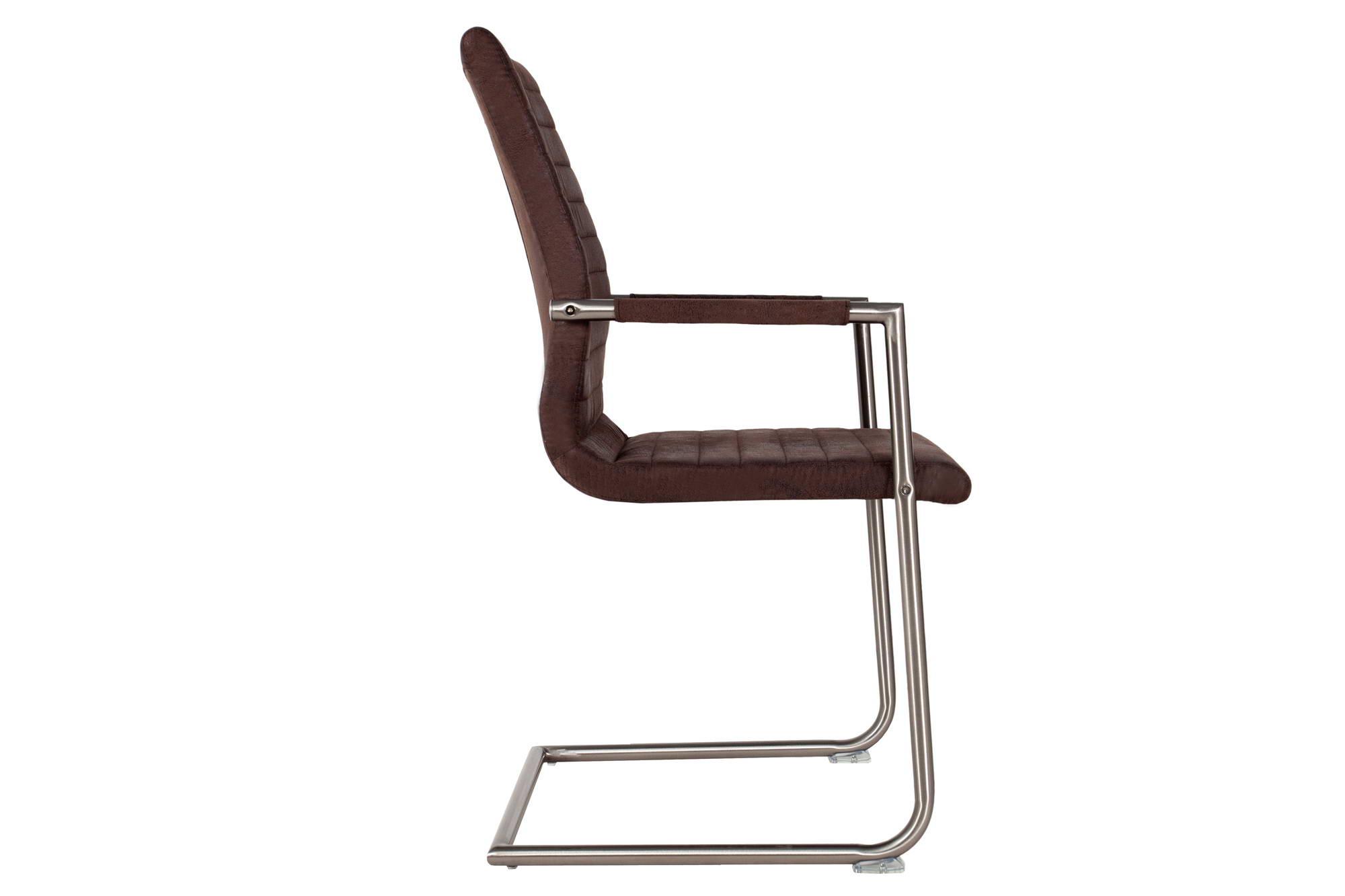 Židle Kentucky hnědá