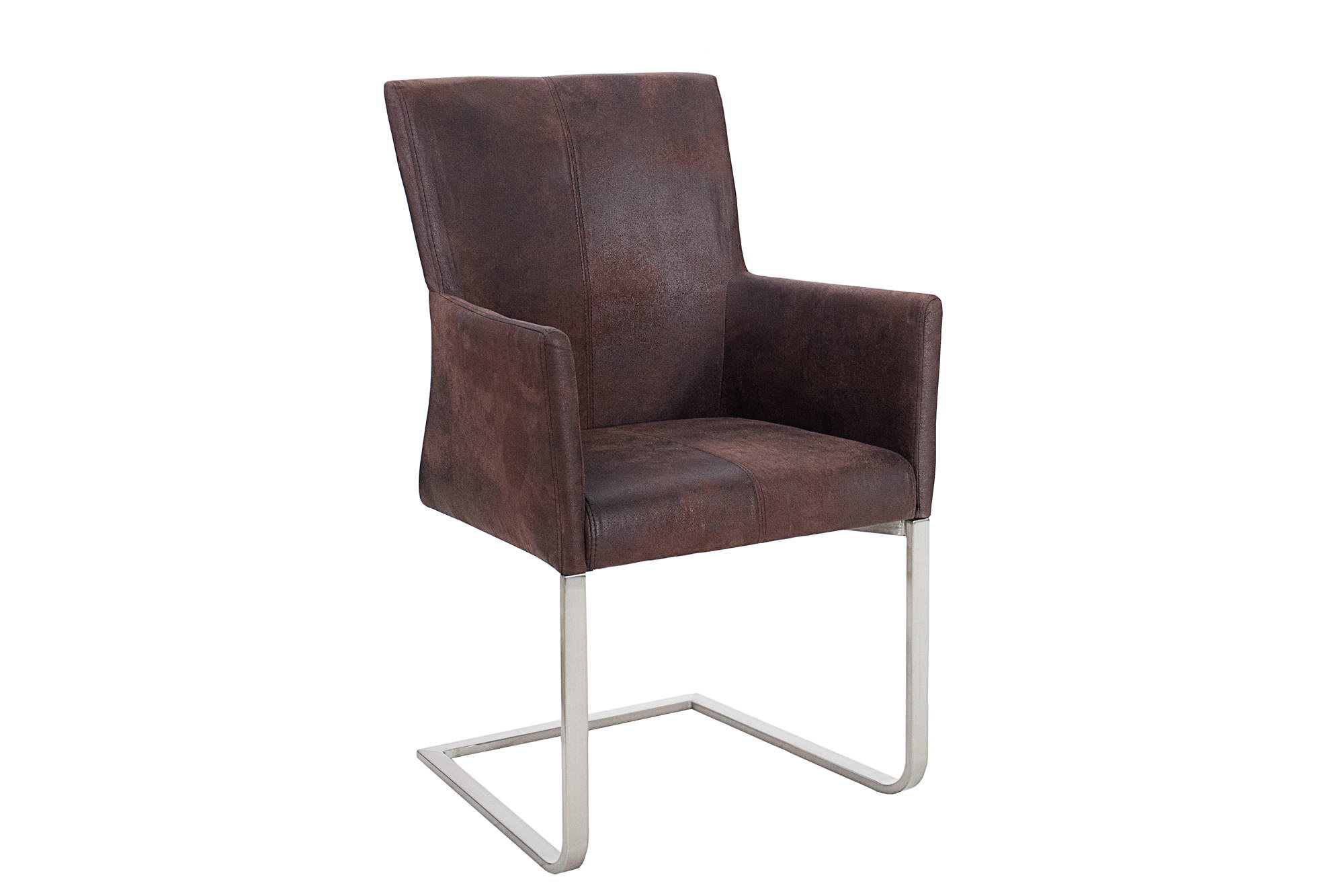 Židle Bull Vintage hnědá