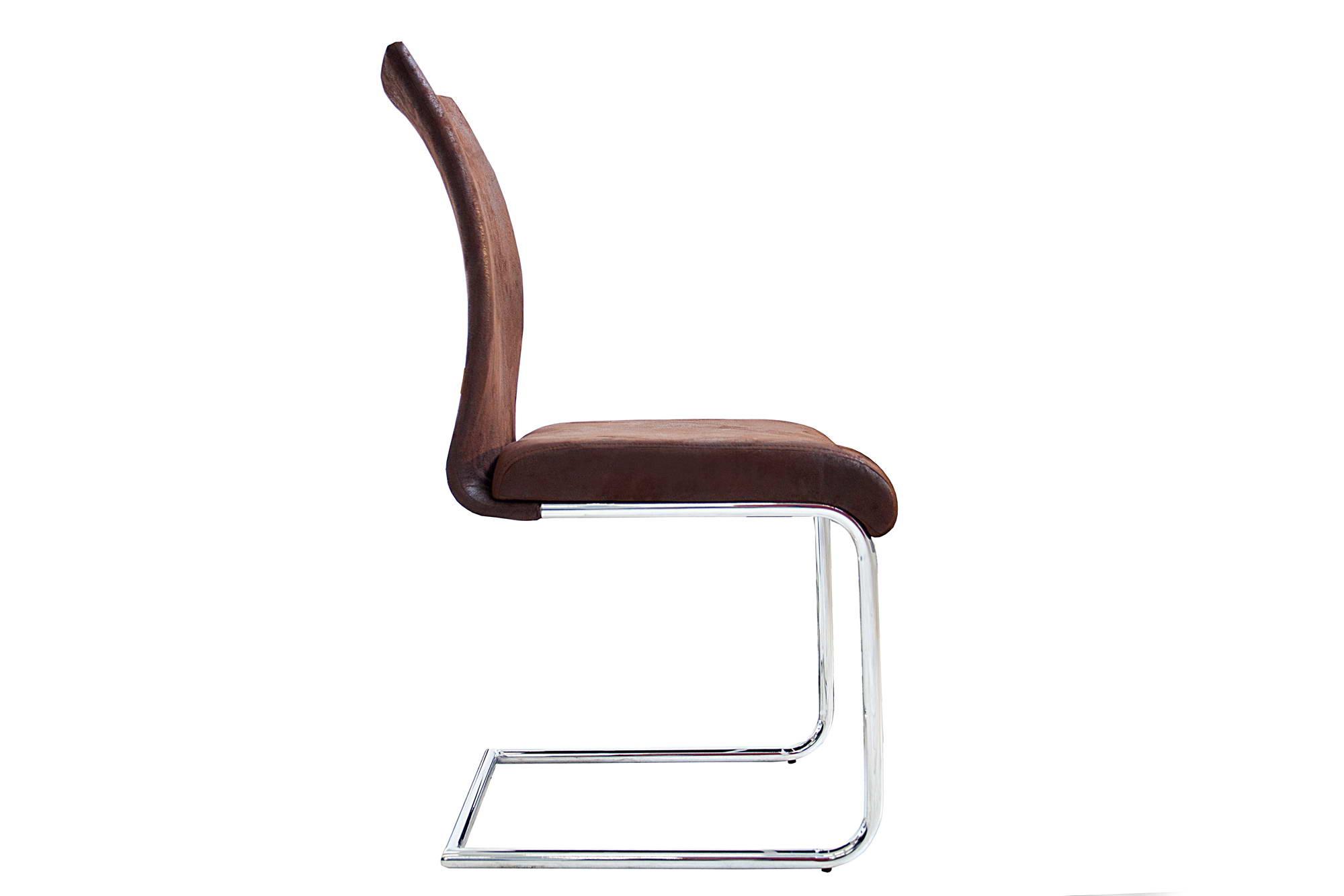 Židle Bland Vintage hnědá