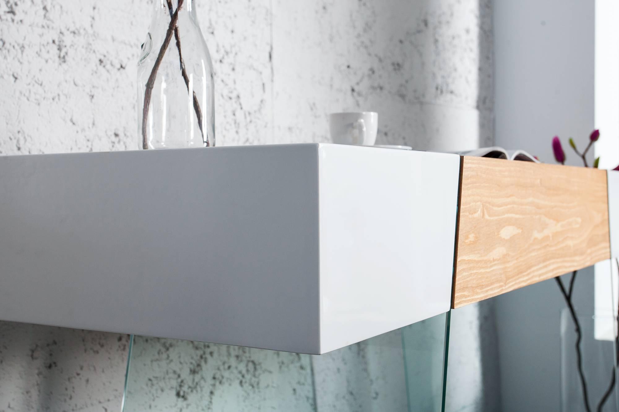 Dizajnový psací stůl Livid