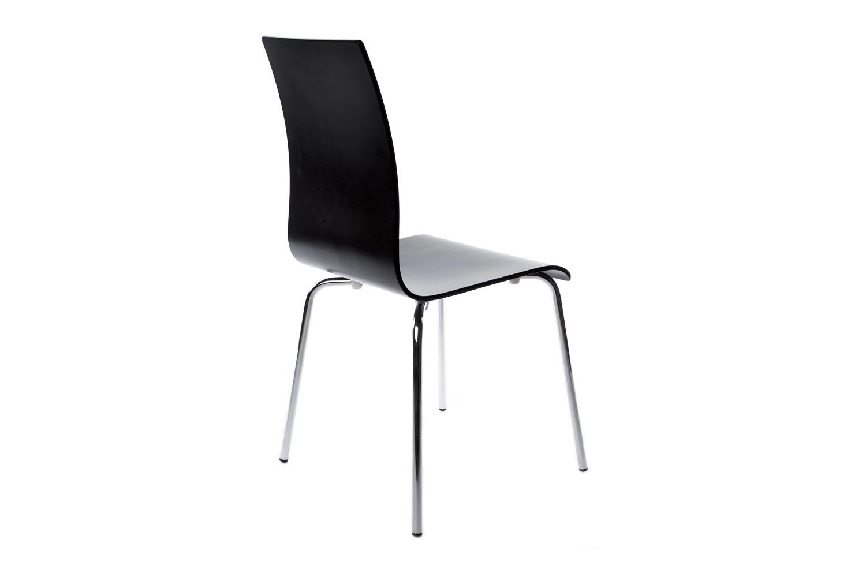 Moderní židle Vogel černá