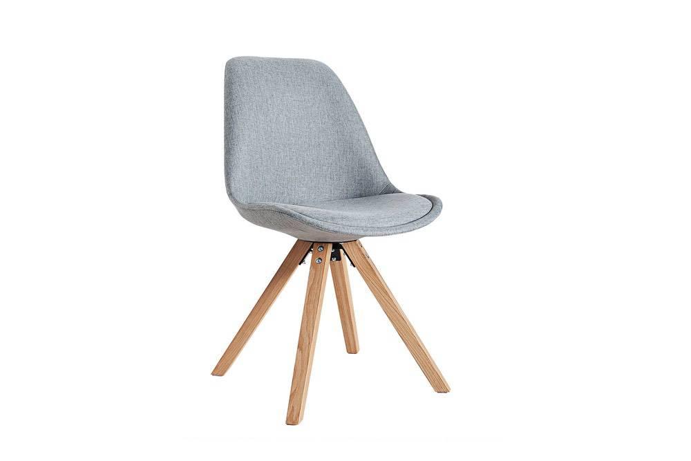 Židle Sweden NewLook II šedá
