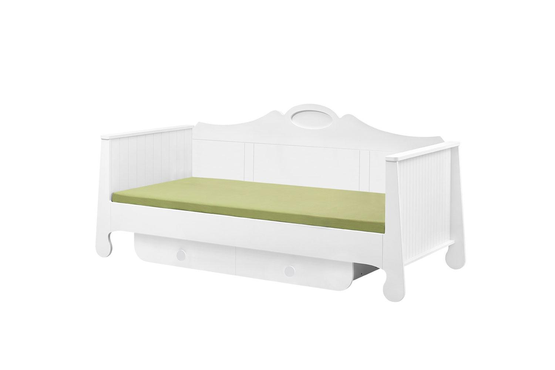 Dětská postel Pame s úložným prostorem 200x90