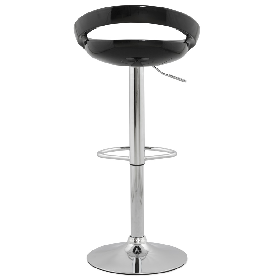 Designová barová židle Mason černá
