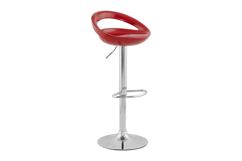 Designová barová židle Mason červená