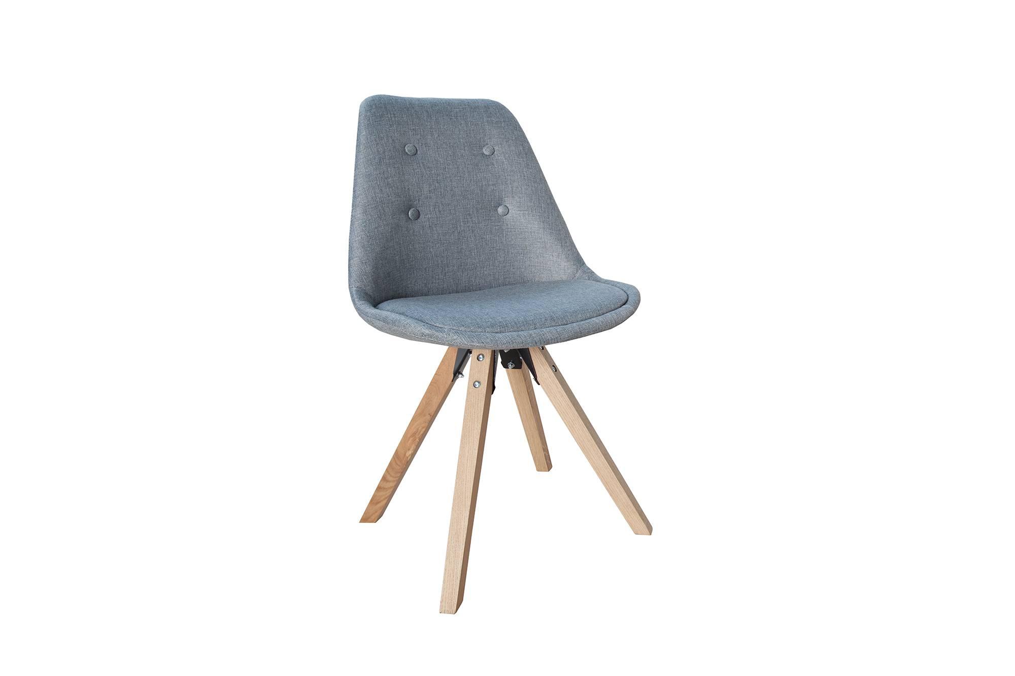 Židle Sweden NewLook III šedá