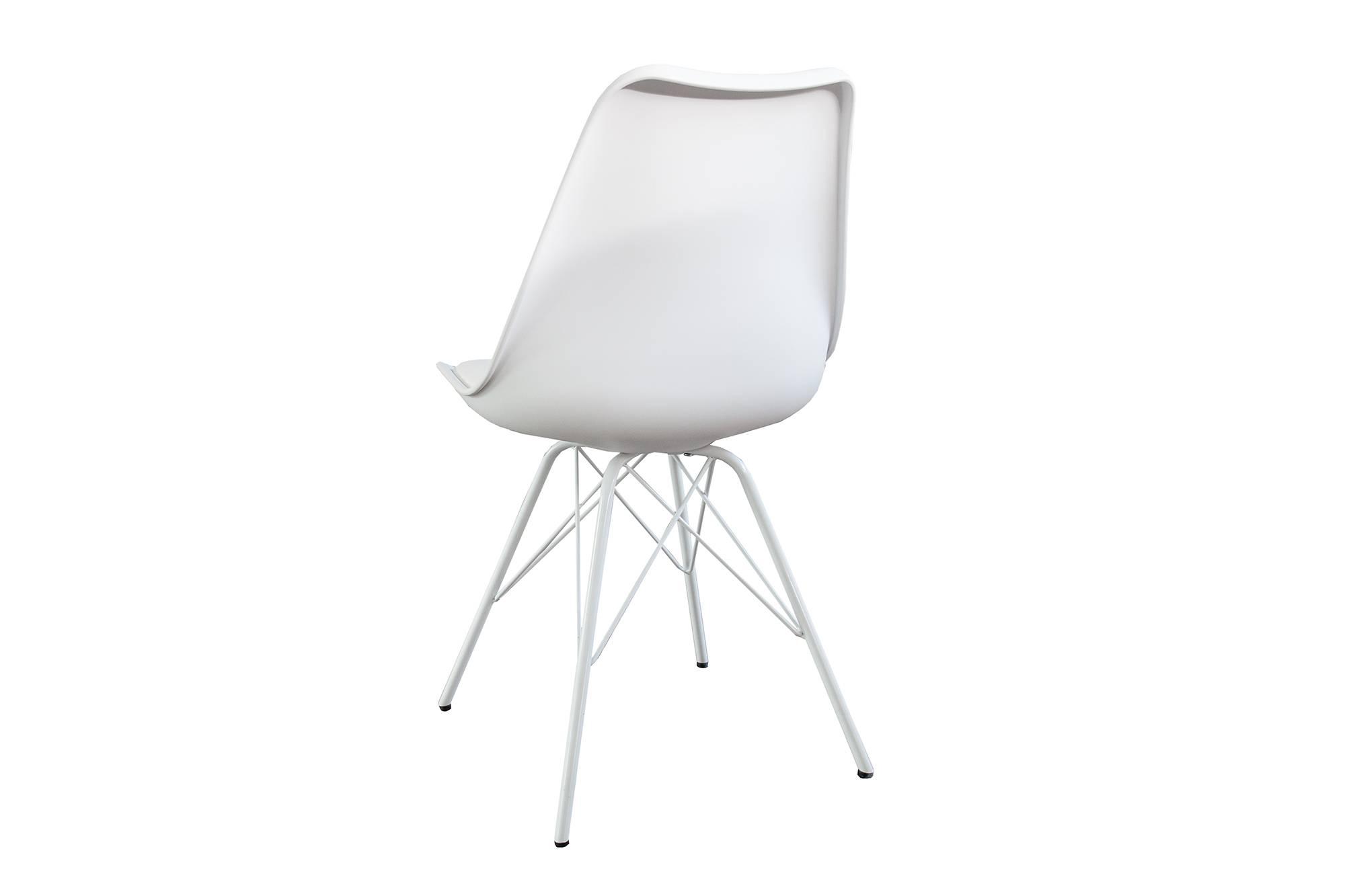 Židle Sweden Retro II bílá