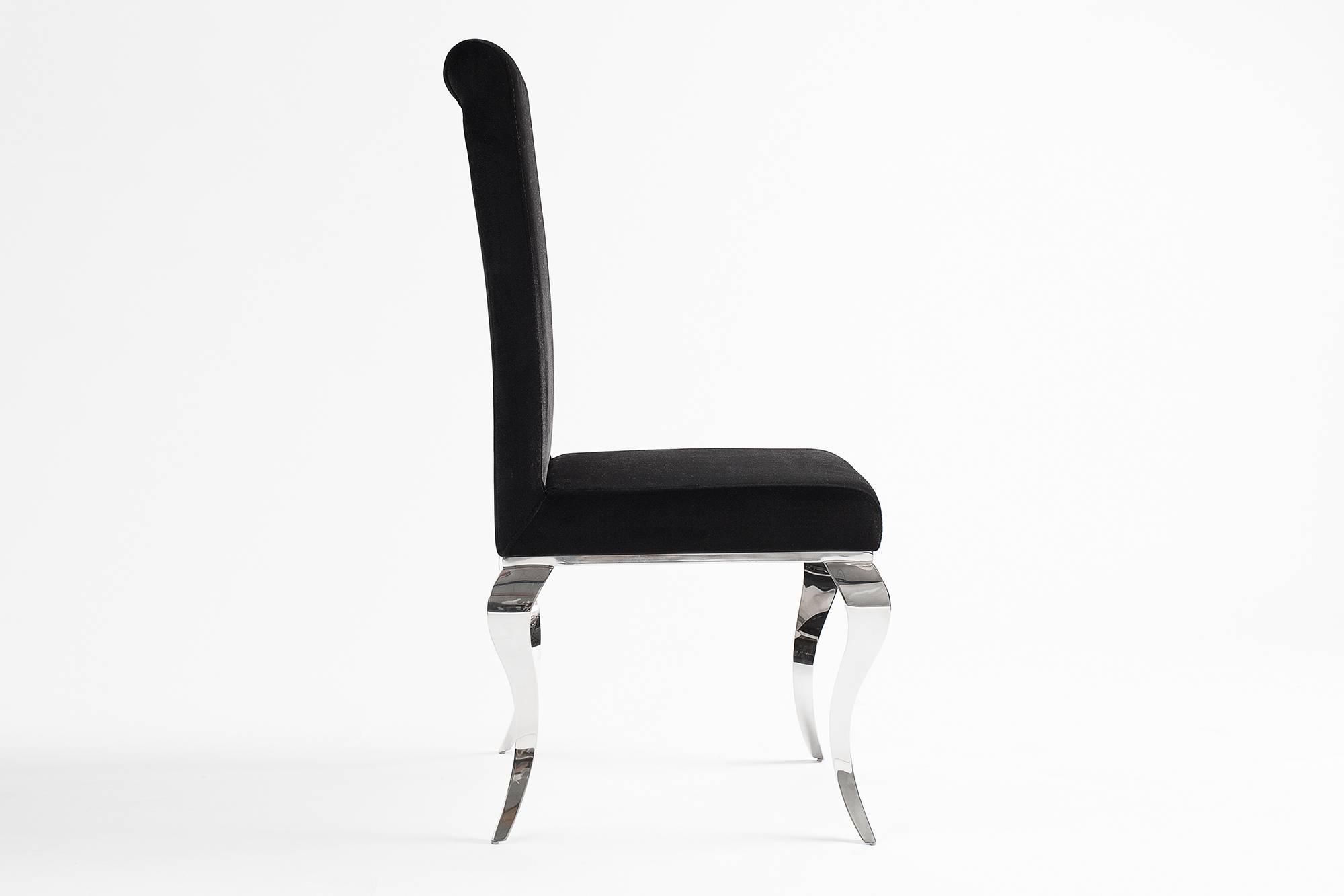 Designová židle Rococo