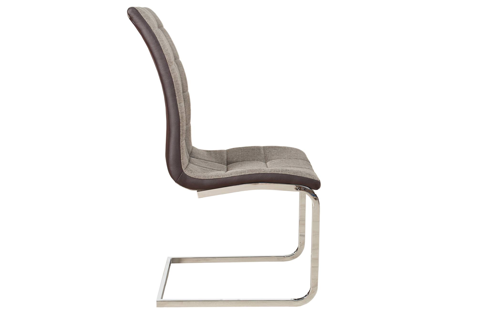 Jídelná židle Liverpool hnědá