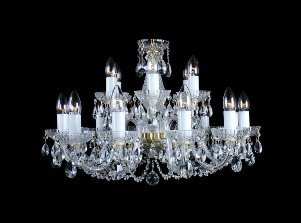 Křišťálový lustr Classic R18