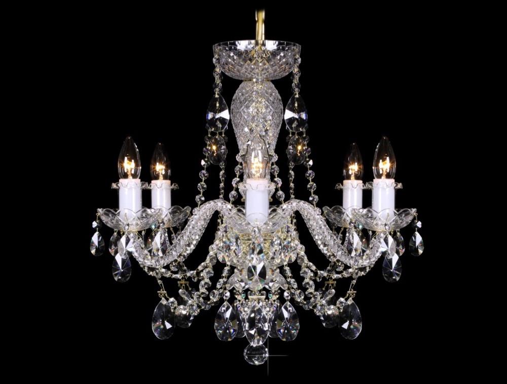 Křišťálový lustr Grande R6