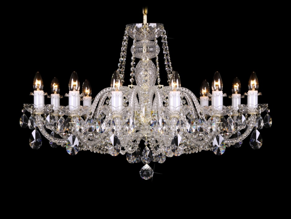Křišťálový lustr Grande R12-1