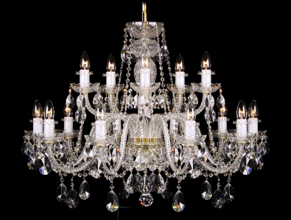 Křišťálový lustr Grande R15