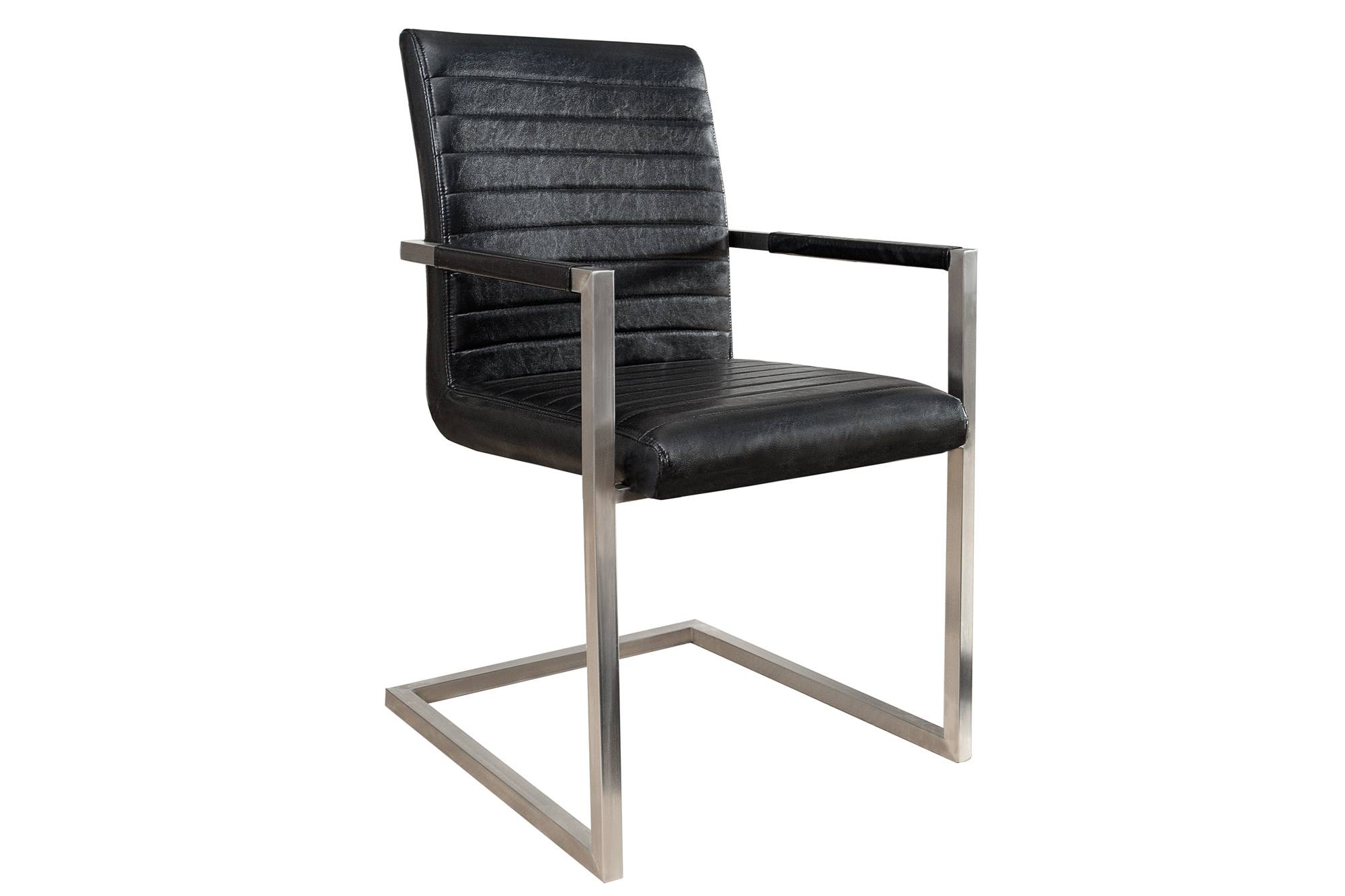 Židle Imperium Antik černá