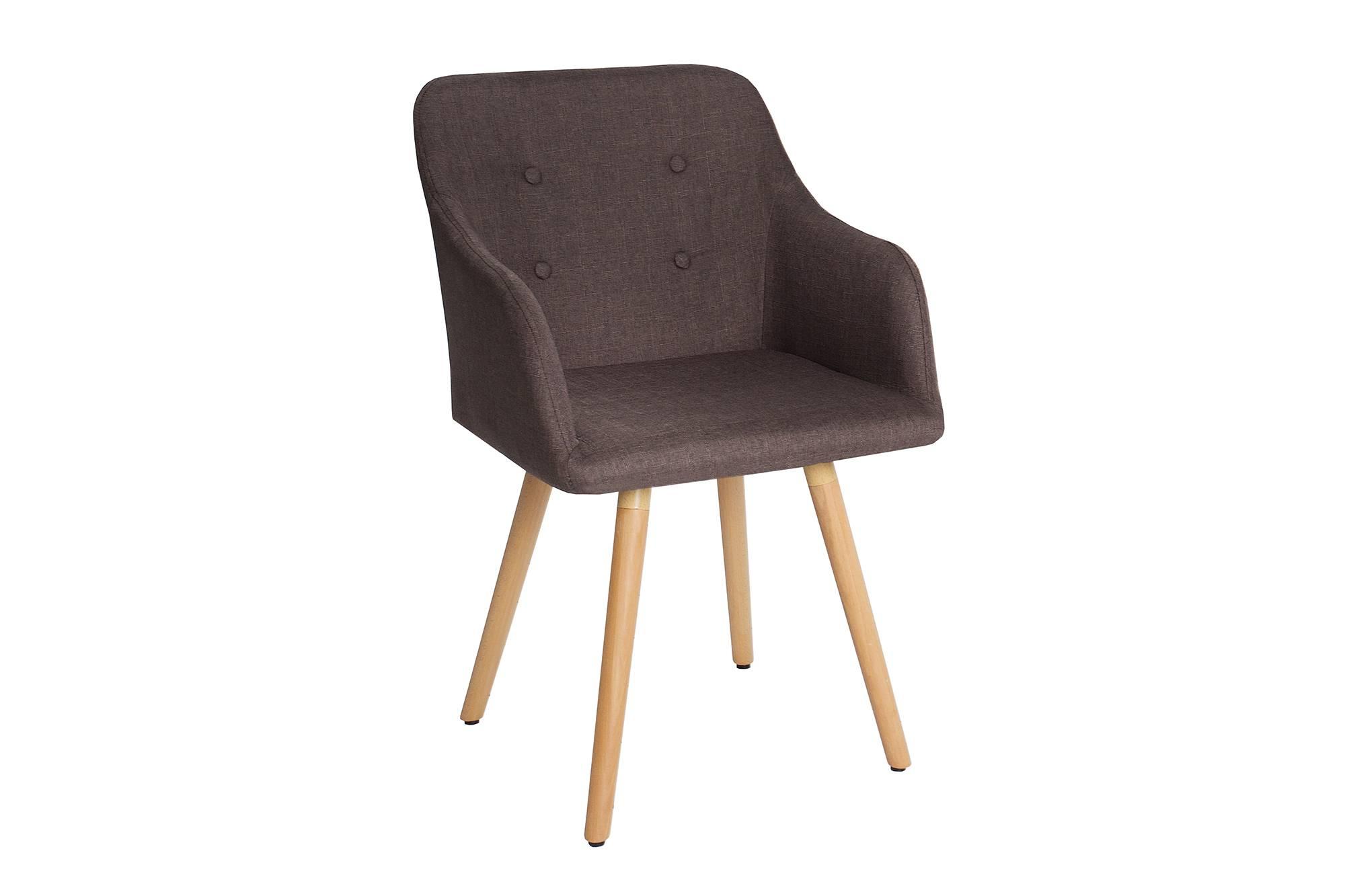 Židle Norway hnědá