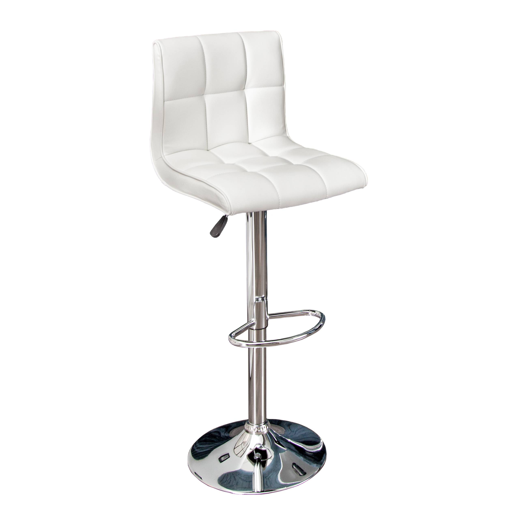 Designová barová židle Modern White