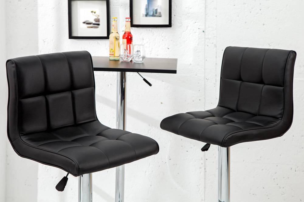 Barová židle Modern Black