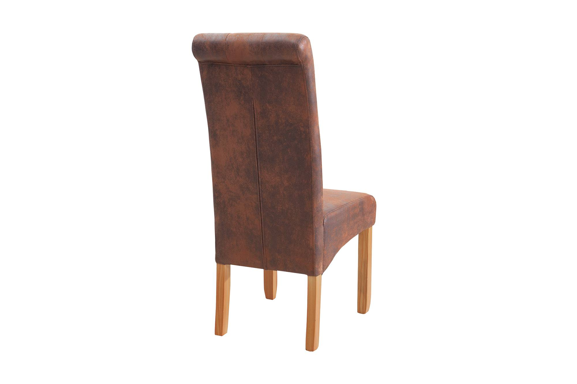 Židle Clemente whisky hnědá