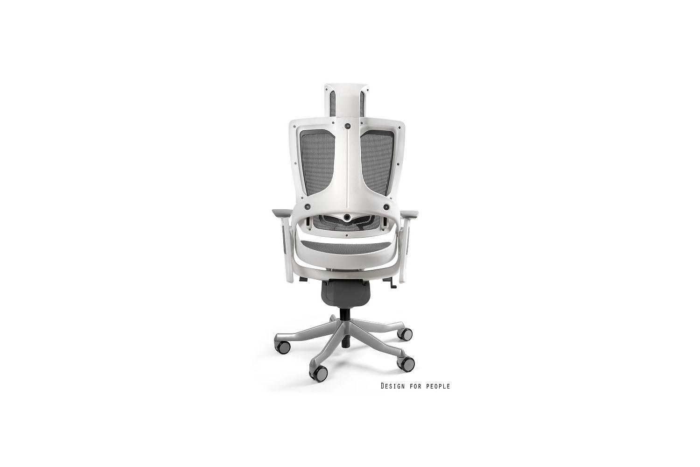 Kancelářská židle Wanda II - síťová bílý podklad
