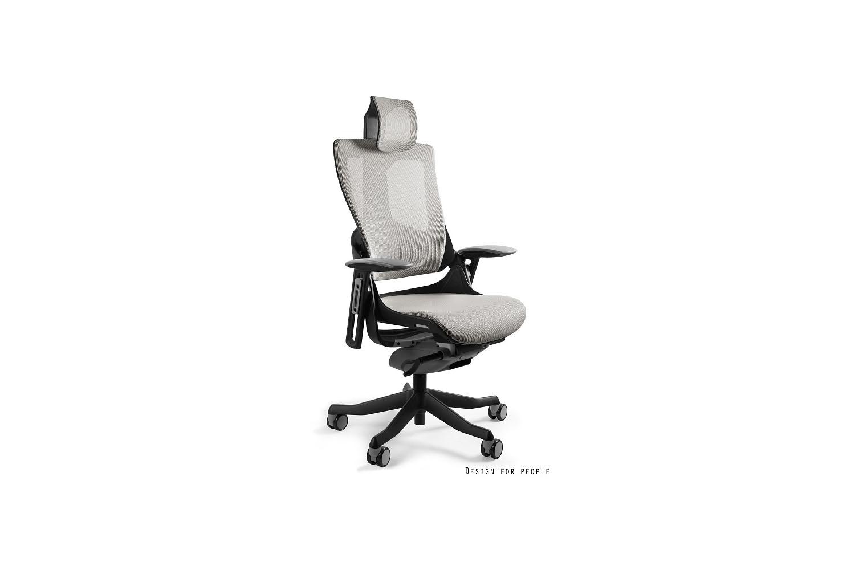 Kancelářská židle Wanda II - síťová černý podklad
