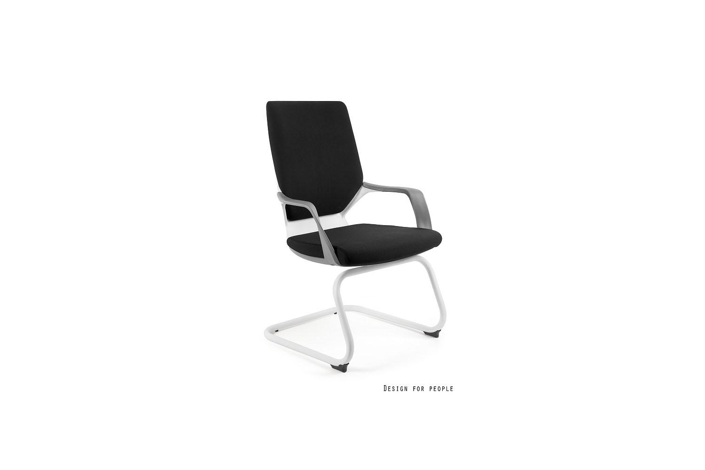 Kancelářská židle Amanda III bílá / černá