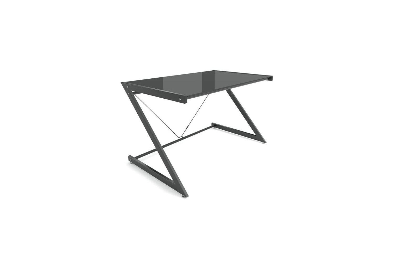 Dizajnový stůl Brik černá / černá