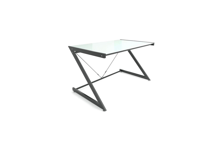 Dizajnový stůl Brik černá/ bílá