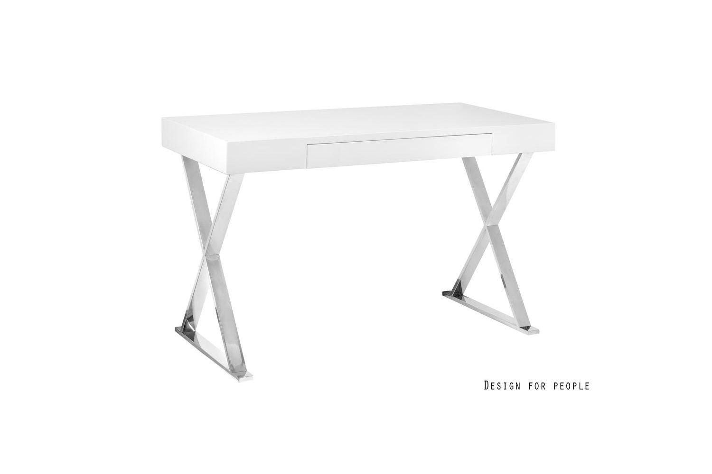 Dizajnový stůl Zara bílá