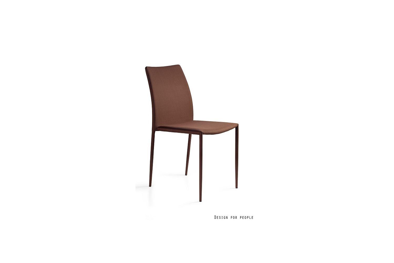 Dizajnová židle Azura tkanina