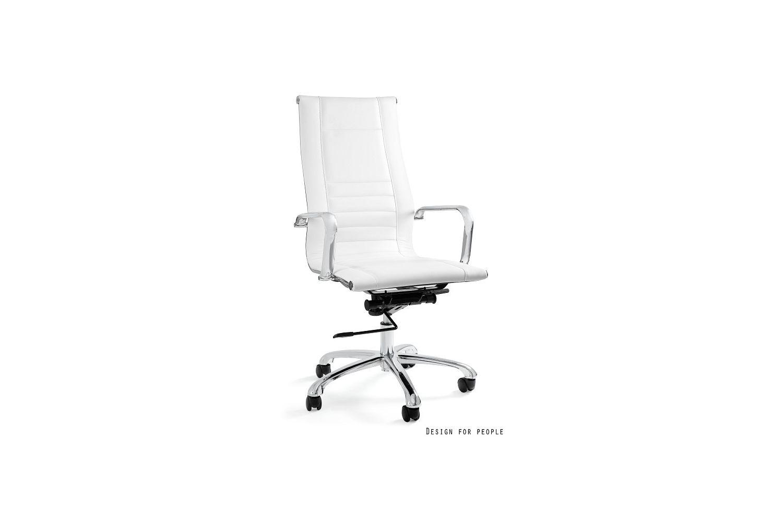 Kancelářská židle Astoria bílá