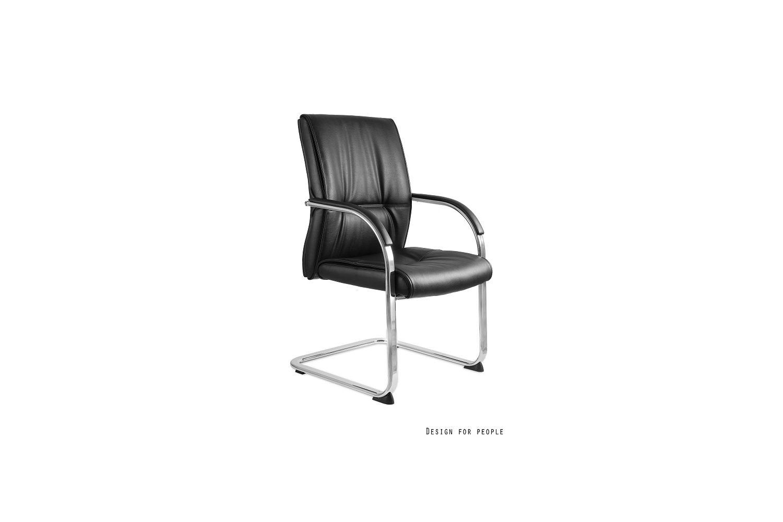 Kancelářská židle Brandon eko kůže stabilní