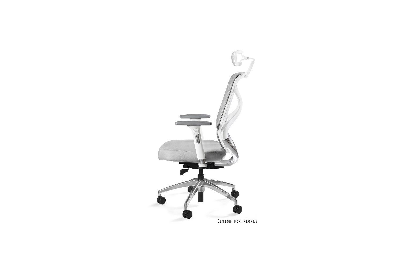 Kancelářská židle Harry tkanina / bílá