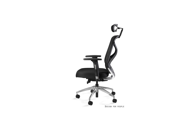 Kancelářská židle Harry tkanina / černá
