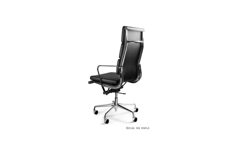 Kancelářská židle West přírodní kůže