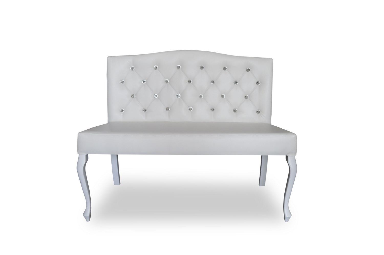 Dizajnová lavice Jenna Chesterfield - různé barvy