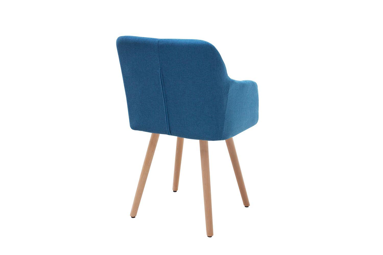 Dizajnová židle Norway tmavě modrá