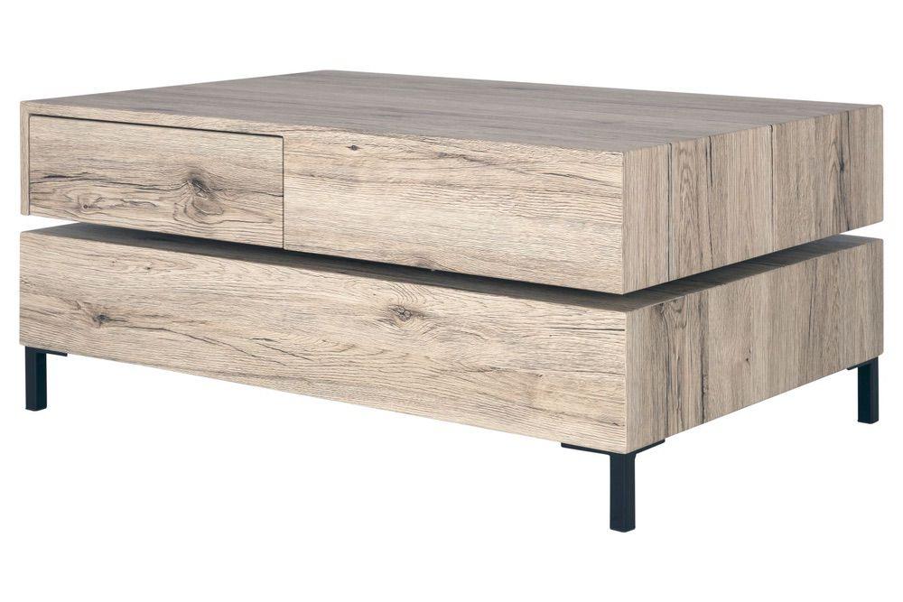 Designový konferenční stolek Toscania 90 cm