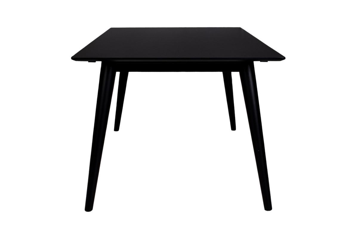 Roztahovací stůl Ronald 230, černý