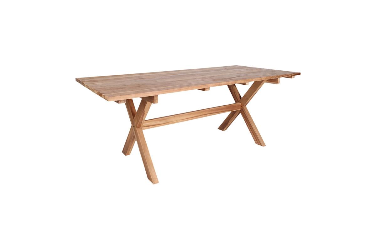Zahradní jídelní stůl Rhys