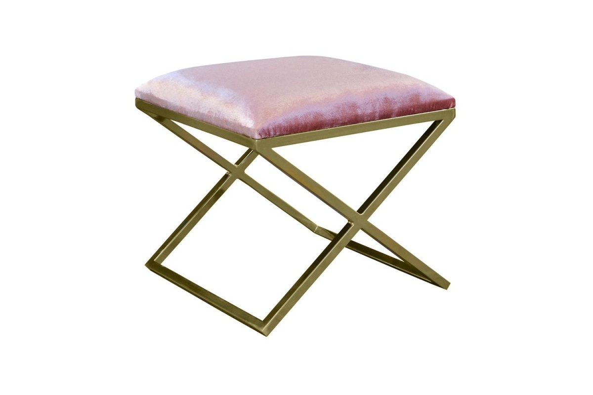Designová taburetka Hanna, hladká - různé barvy