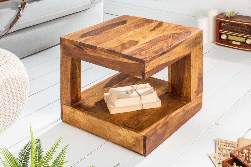 Konferenční stolek Jumbo 45 cm / akácia
