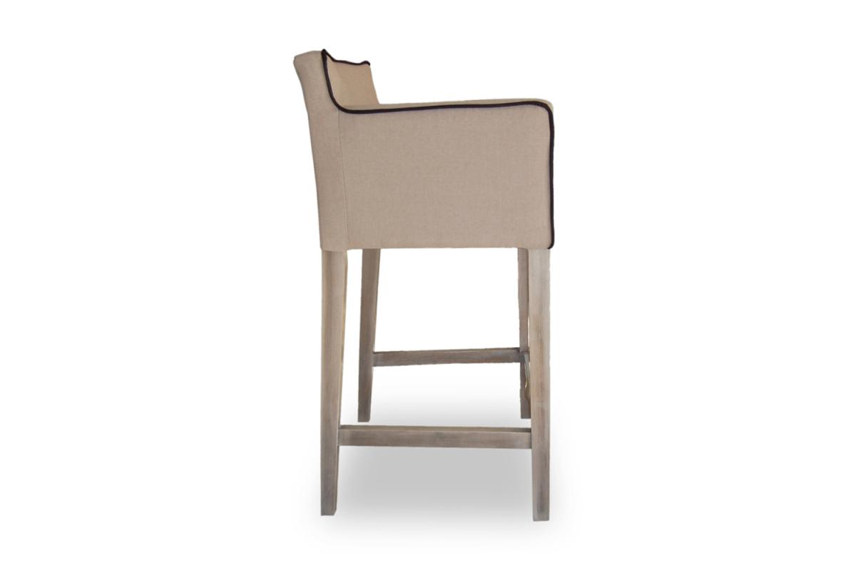 Designová barová židle Kaylin 77/107 - různé barvy