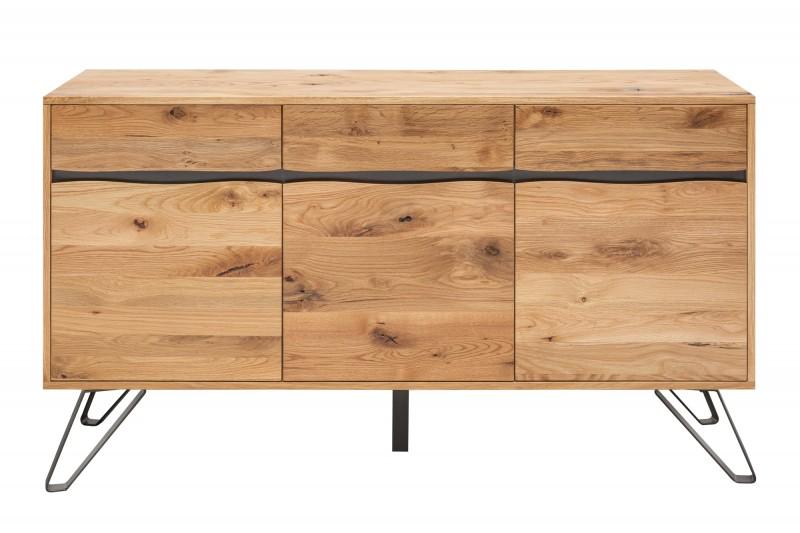 Designová komoda Fringe, 160 cm, divoký dub