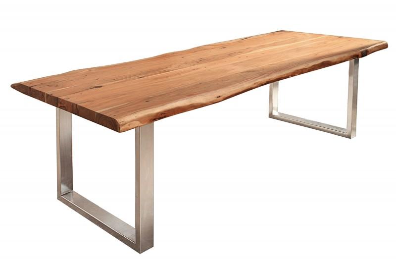 Luxusní jídelní stůl z masivu Massive II New 240cm