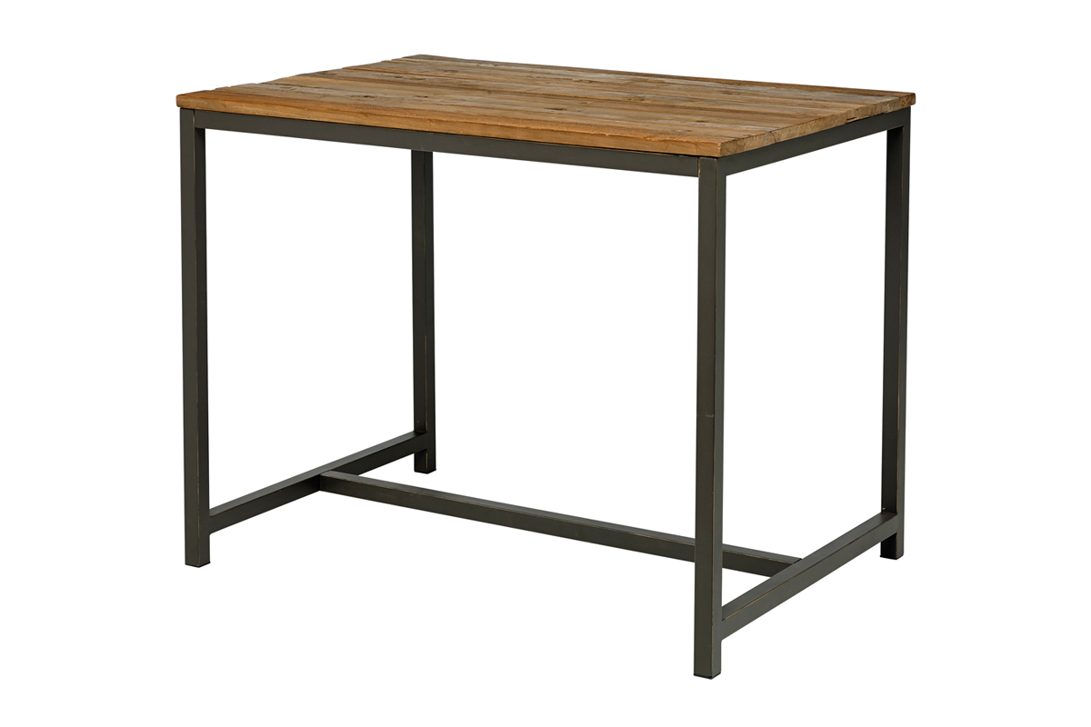 Barový stůl Nikeesha 130 cm jilm