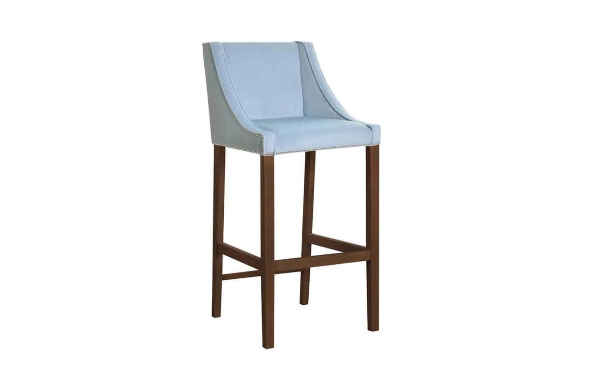 Designová barová židle Emmalyn různé barvy
